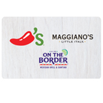 MAGGIANO'S<sup>®</sup> $10 Gift Card