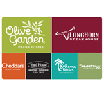 OLIVE GARDEN <sup>®</sup> $10 Gift Card
