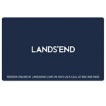 LANDS' END<sup>&reg;</sup> $10 Gift Card