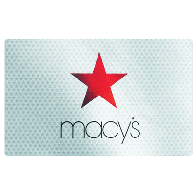 MACY'S<sup>&reg;</sup> $25 Gift Card - All your shopping needs in one store!