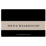 MEN'S WEARHOUSE<sup>®</sup> $25 Gift Card